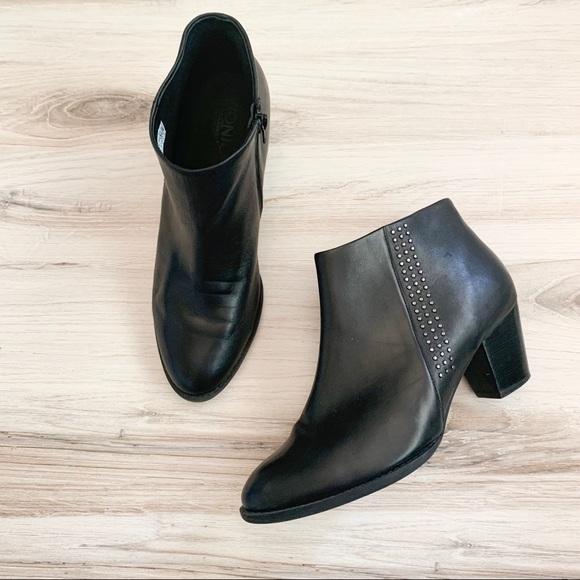 Vionic Georgia Womens Ankle Boot